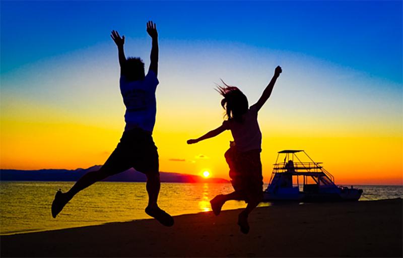 小浜島でサンセットを体験するならここ!ベストな3か所をご紹介!